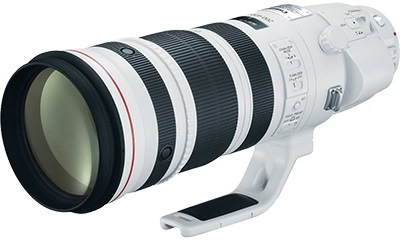 Teleobjektiv Canon EF 200-400mm f/4.0 L IS USM