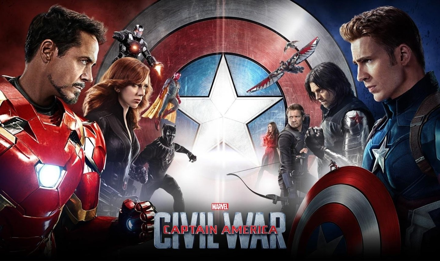 Avengers: Endgame; screenshot: Captain America Civil War