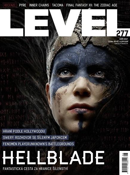 Časopis LEVEL