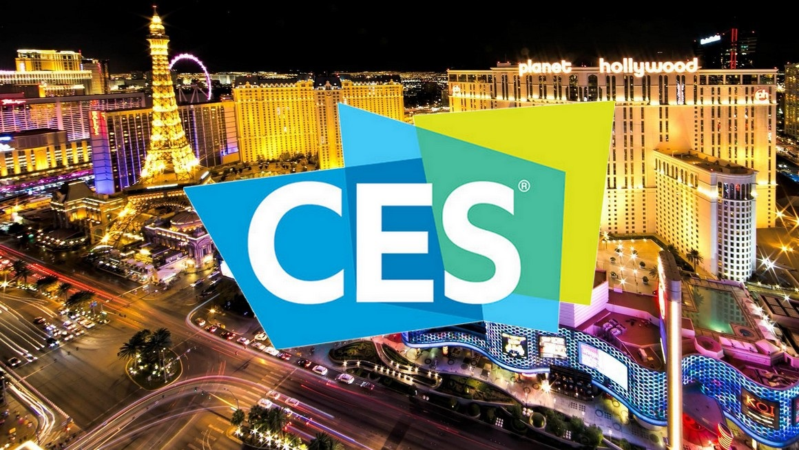 CES 2018, logo, Las Vegas