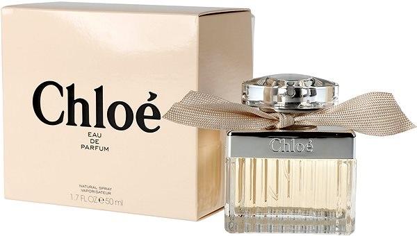dárek pro ženu; parfém Chloe