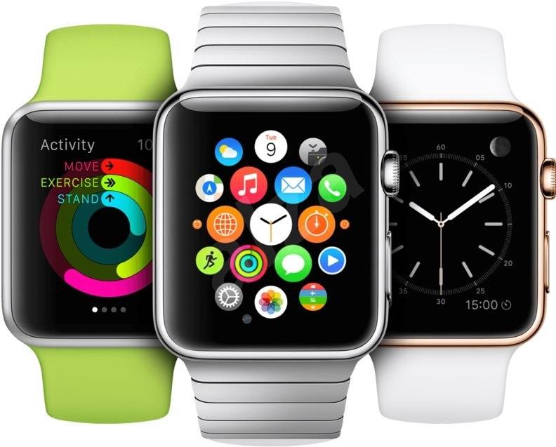 Chytré hodiny Apple Watch a Apple Watch Sport jako sporttester