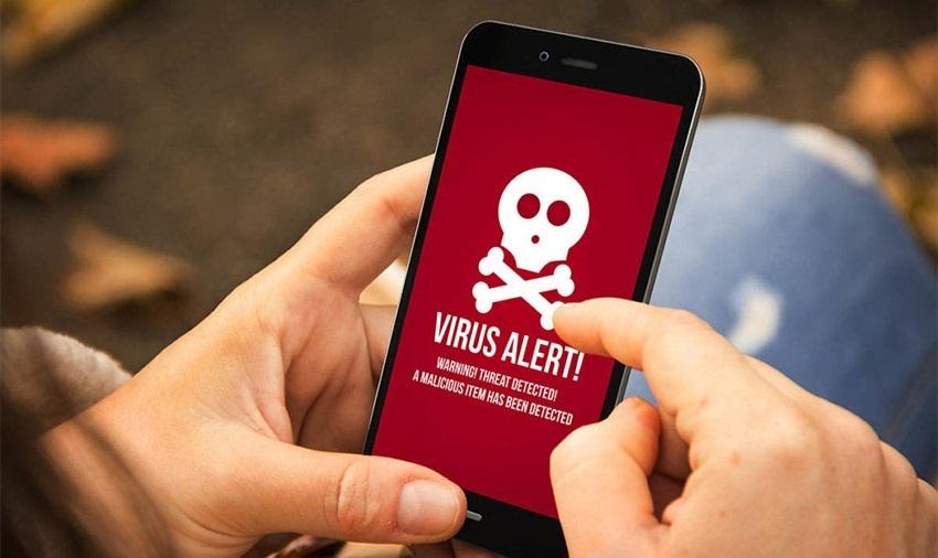 Malware v mobilním zařízení