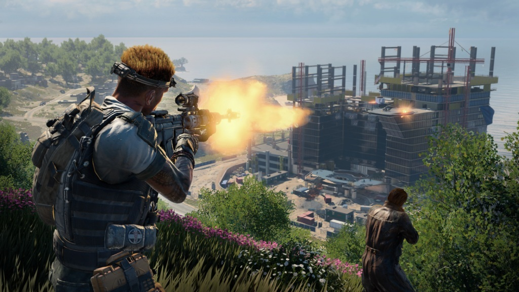 Call of Duty: Black Ops 4; screenshot: Blackout
