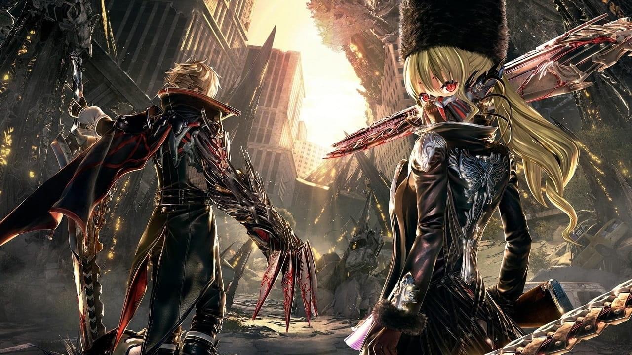 Code Vein; apokalypsa, hrdinove mia
