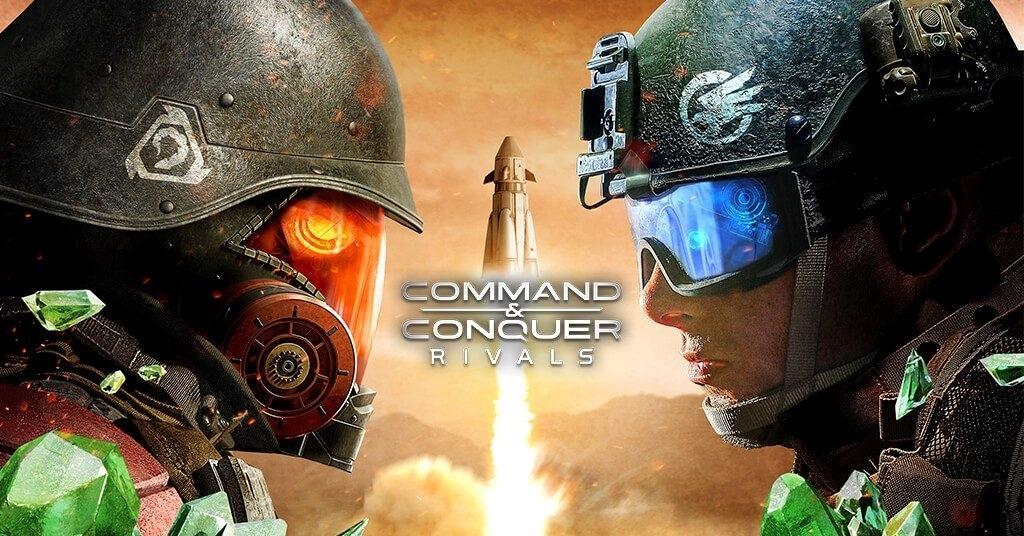 E3 2018; Command and Conquer: Rivals