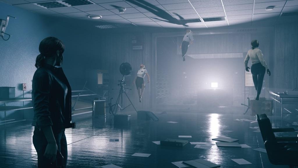 Control; screenshot: hlavní postava
