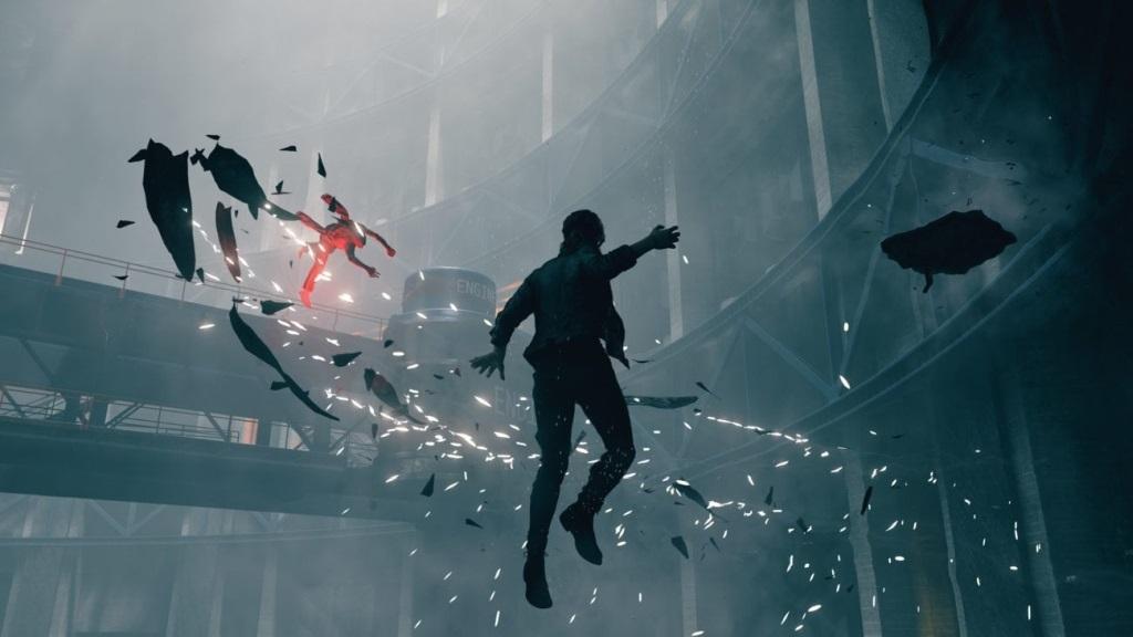Control; screenshot: létání