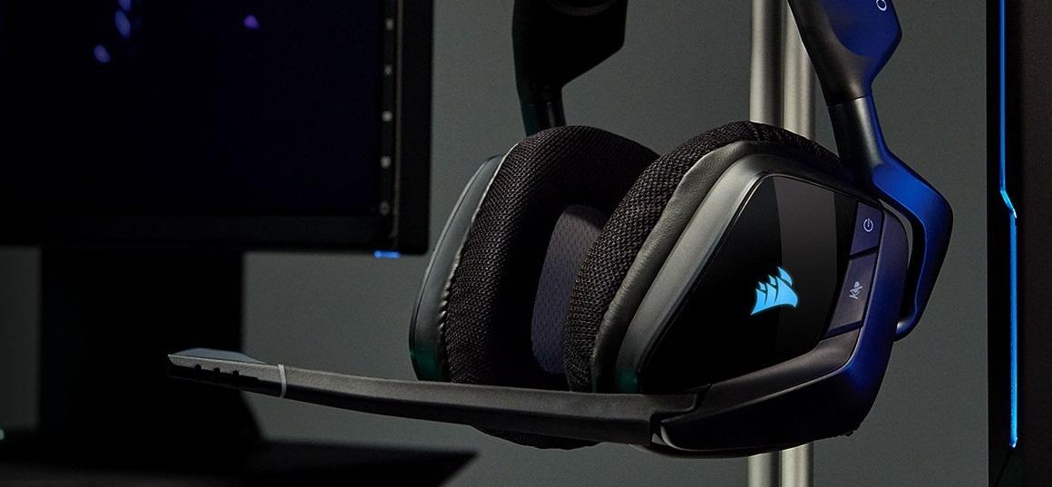 Herní příslušenství Corsair - headset