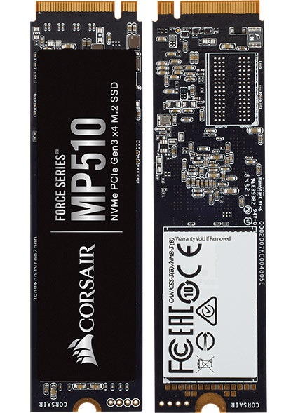 SSD Corsair MP510
