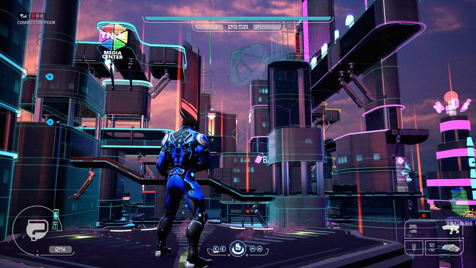 Crackdown 3; gameplay: multiplayer aréna