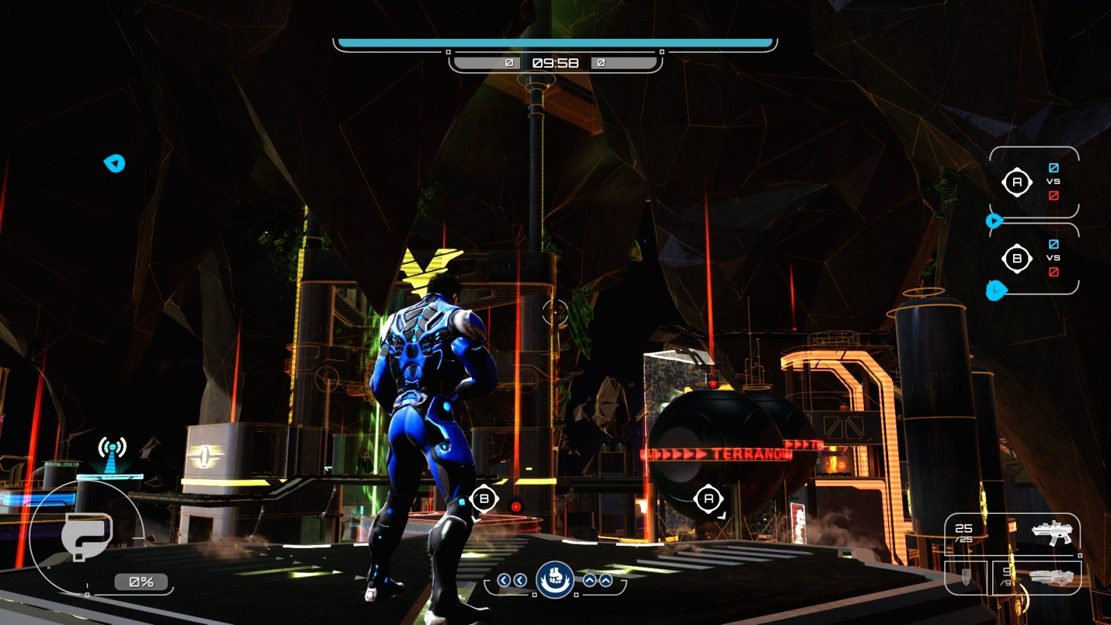 Crackdown 3; gameplay: multiplayer chaos