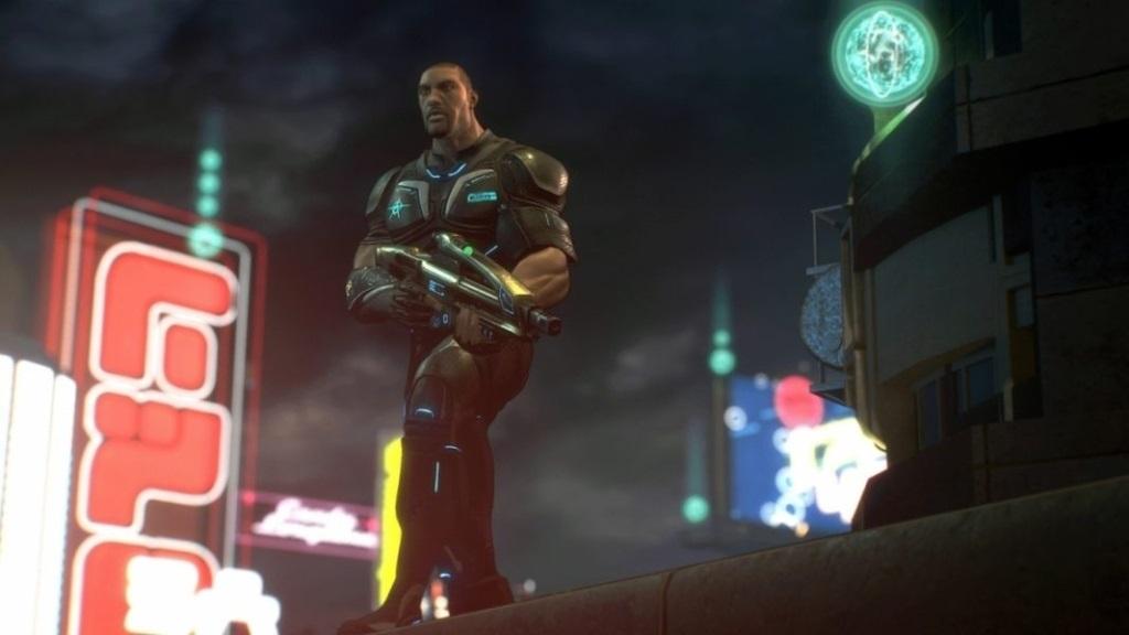 Crackdown 3; screenshot: hrdina