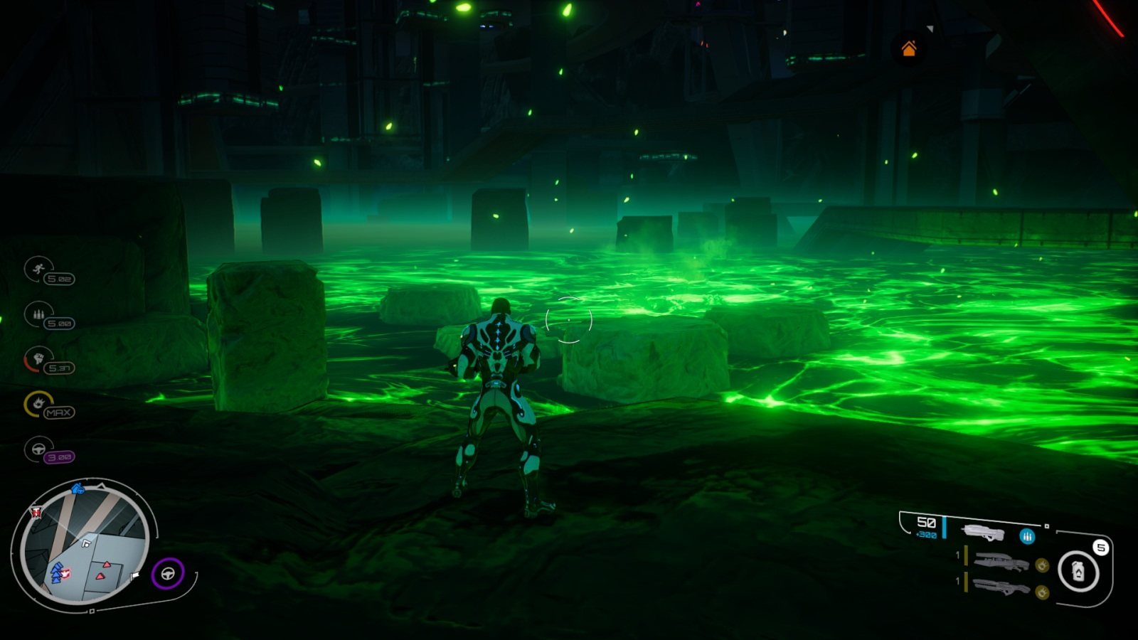 Crackdown 3; gameplay: chiméra