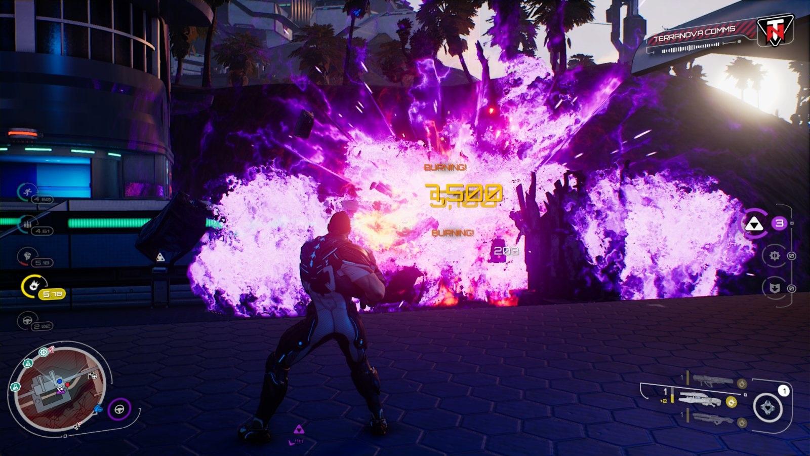 Crackdown 3; gameplay: destrukce