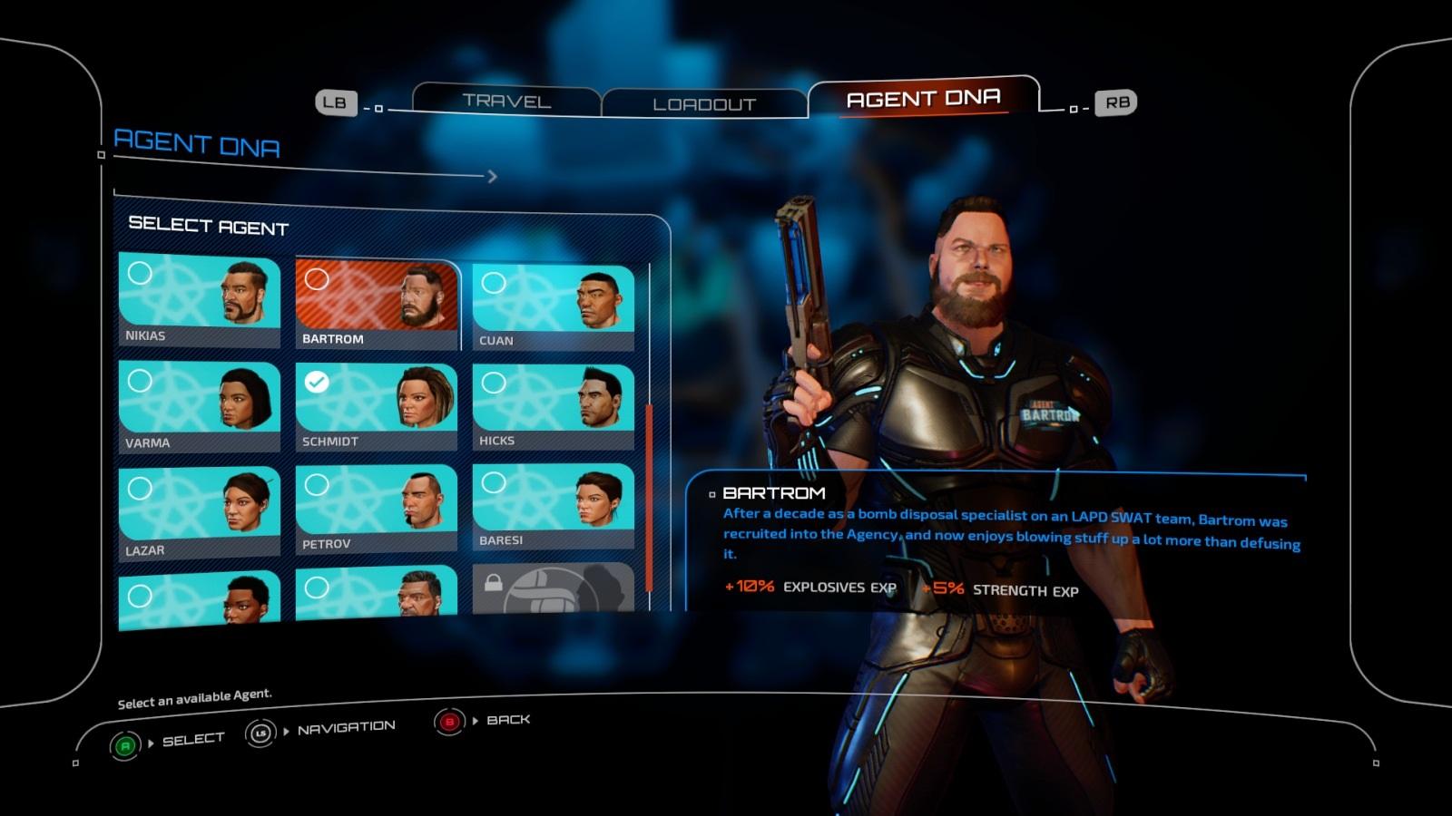 Crackdown 3; gameplay: DNA