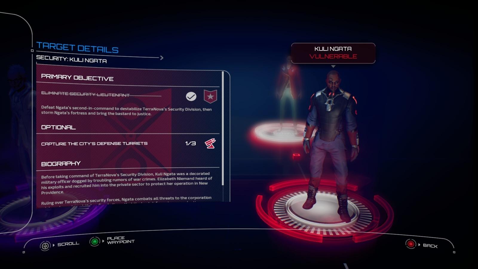 Crackdown 3; gameplay: nepřátelé