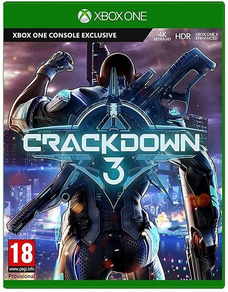 Crackdown 3; recenze