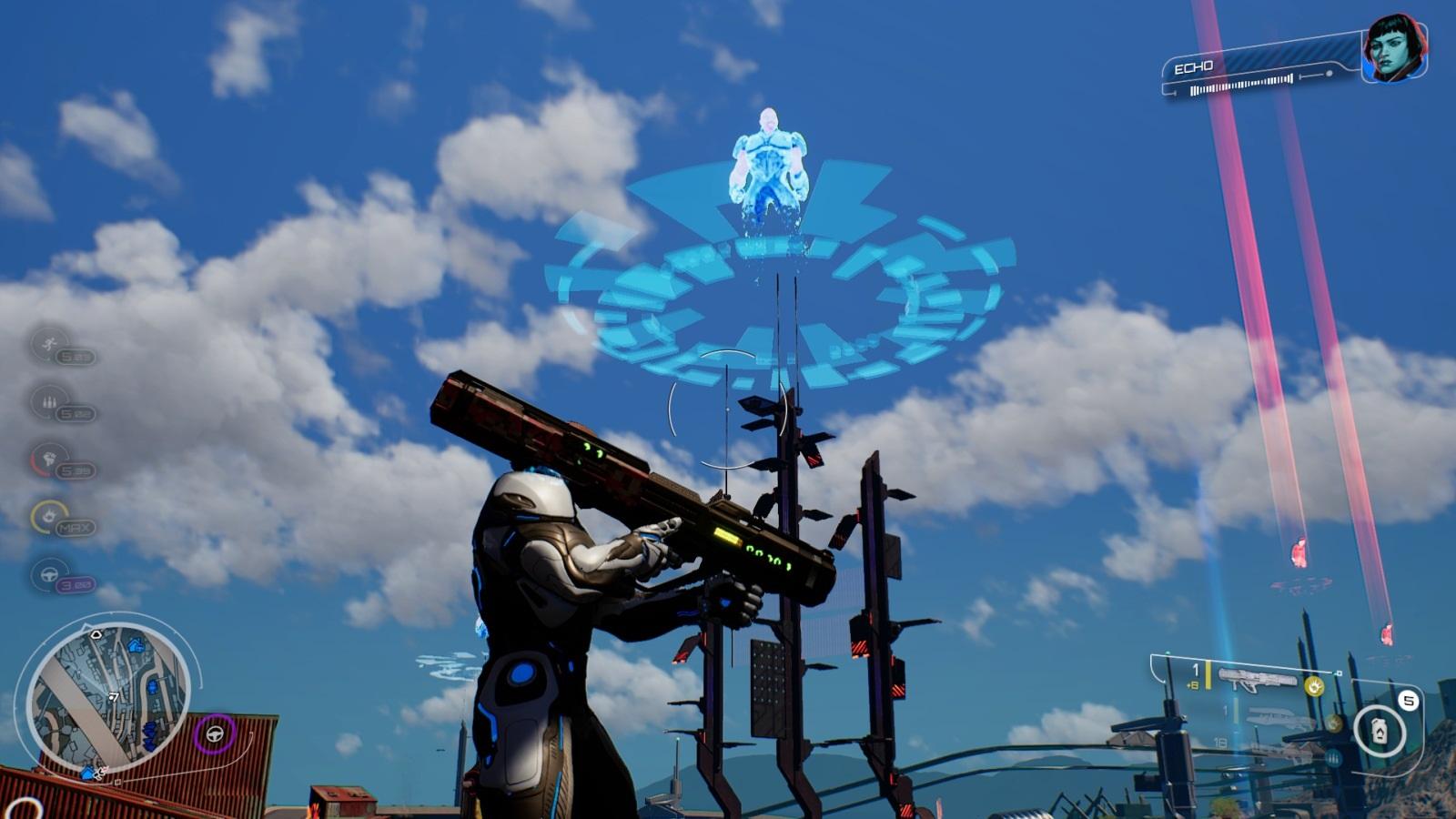 Crackdown 3; gameplay: propaganda