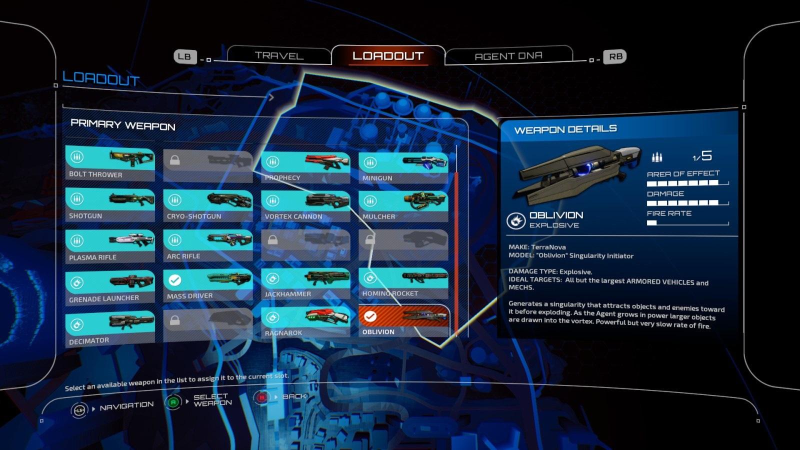 Crackdown 3; gameplay: triple