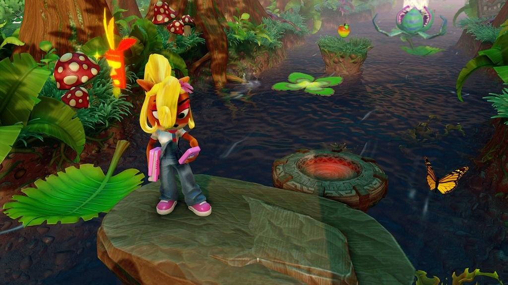 Nejočekávanější hry červen 2018; Crash Bandicoot N. Sane Trilogy, gameplay, Coco