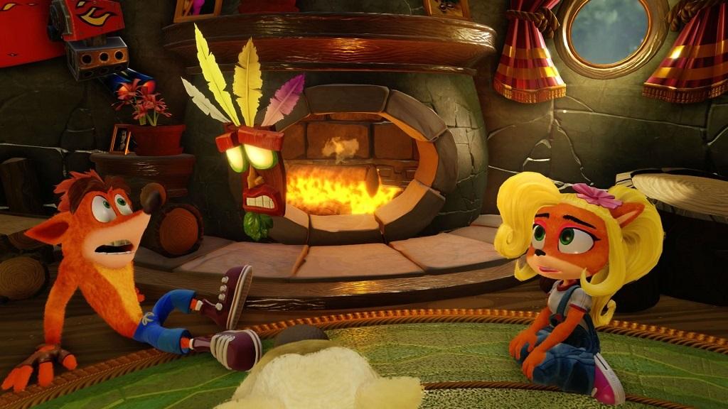 Nejlepší hry; Crash Bandicoot N. Sane Trilogy