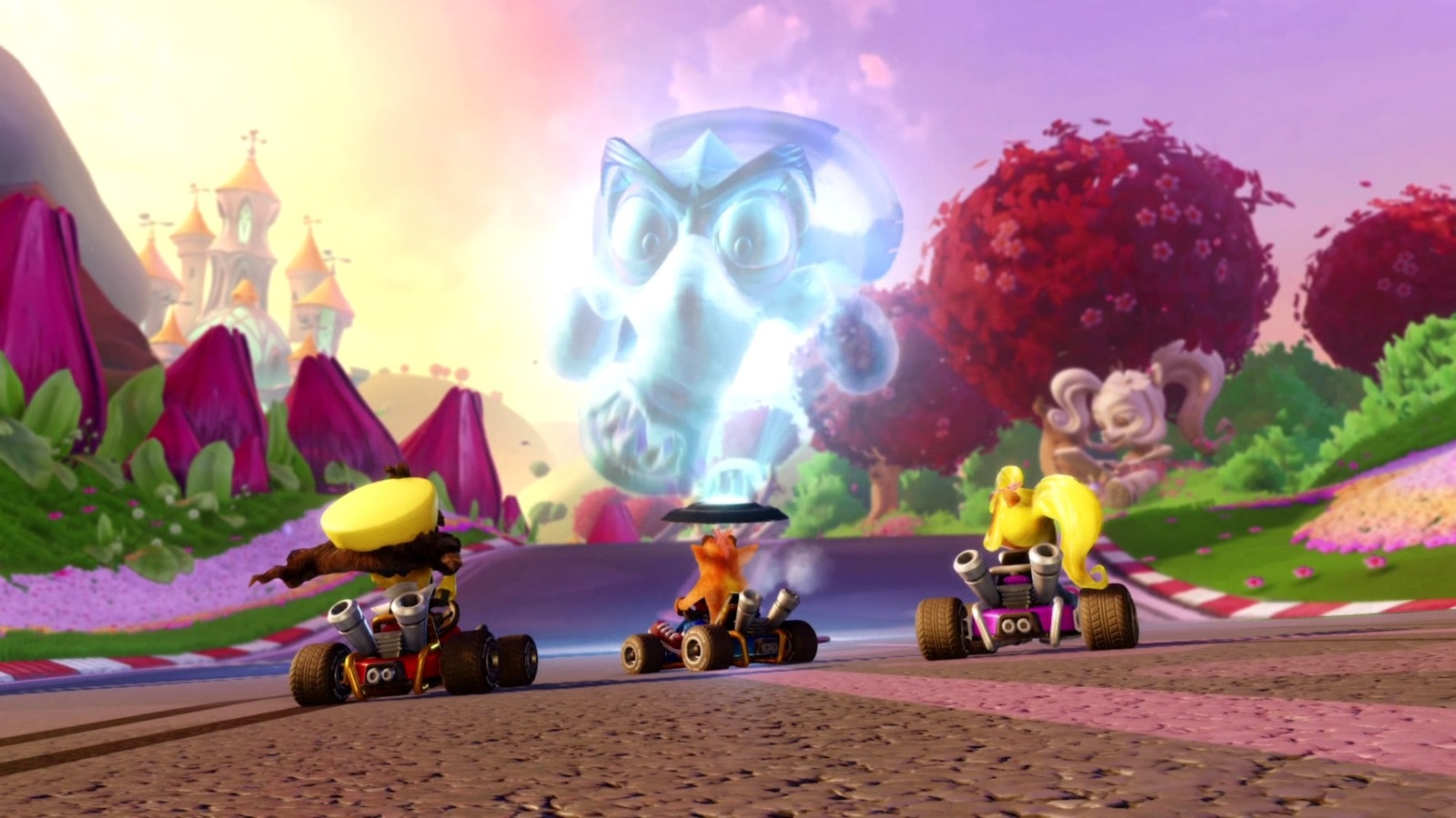 Crash Team Racing Nitro-Fueled; screenshot: Oxide