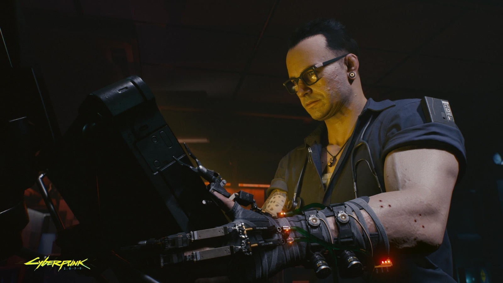 Nejočekávanější hry v roce 2019; Cyberpunk 2077, screenshot: doktor