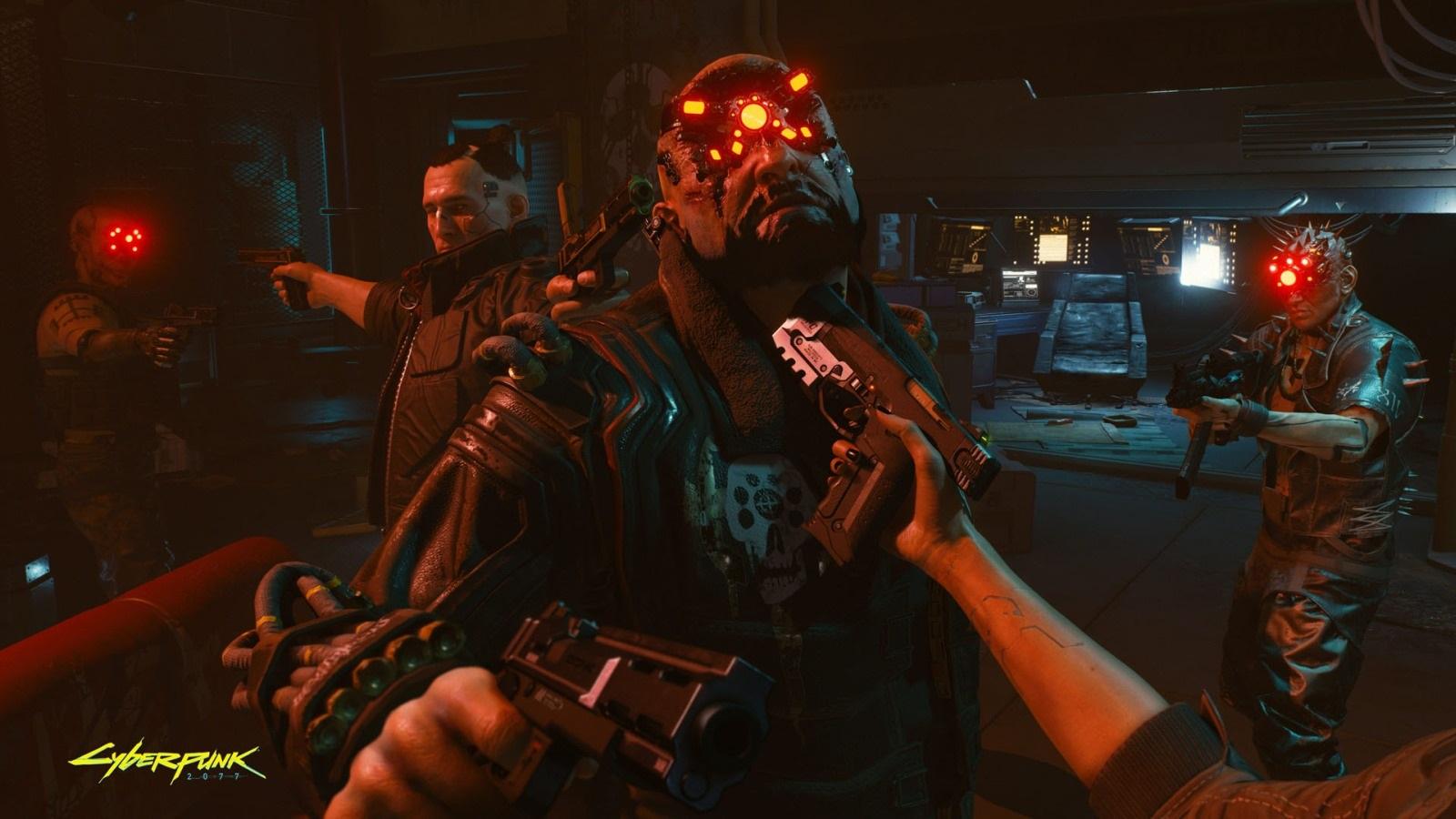 Nejočekávanější hry v roce 2019; Cyberpunk 2077, screenshot: kontakt