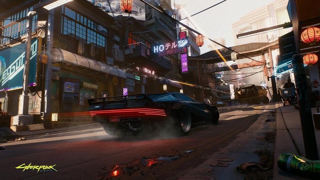 E3 2018; Cyberpunk 2077