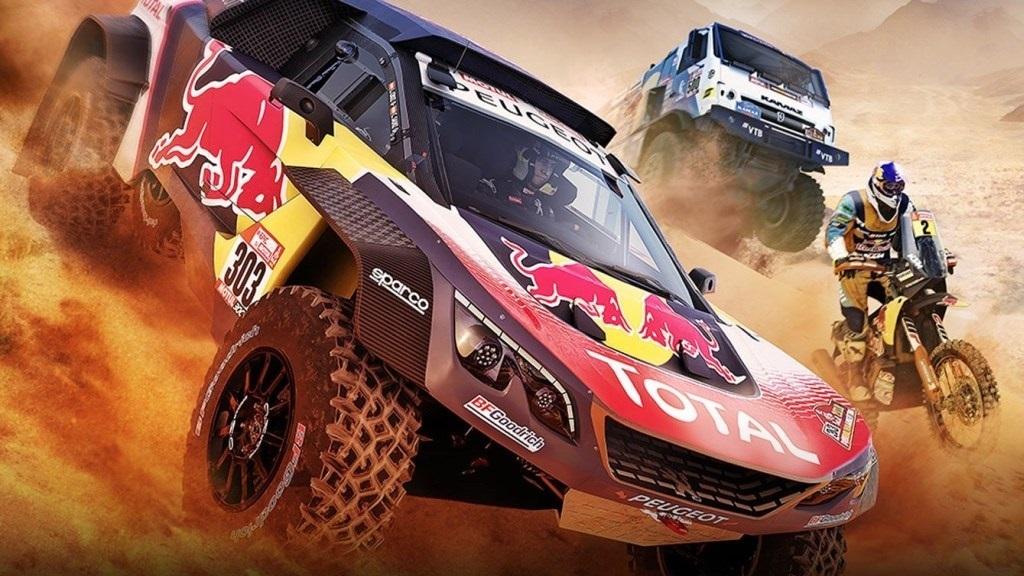 Nejlepší hry; Dakar 18