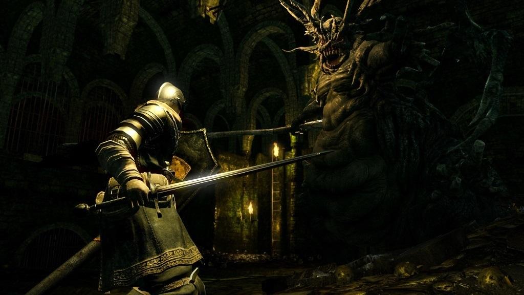 Nejlepší hry; Dark Souls Remastered