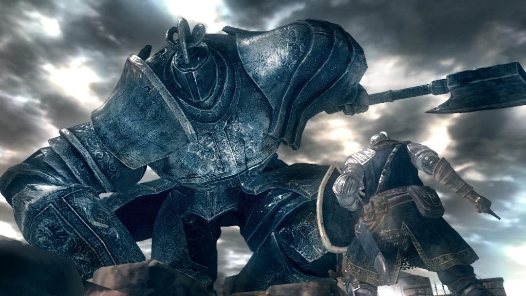 Dark Souls; Dark Souls 1, Iron Golem Boss