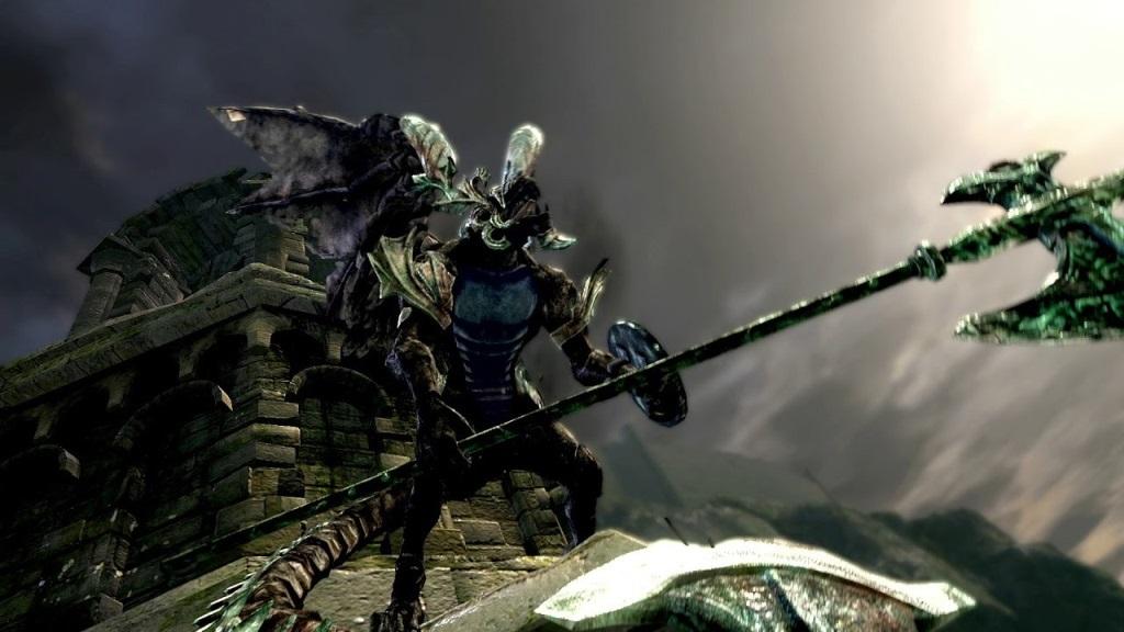 Nejočekávanější hry květen 2018; Dark Souls Remasterd, gameplay: monstrum