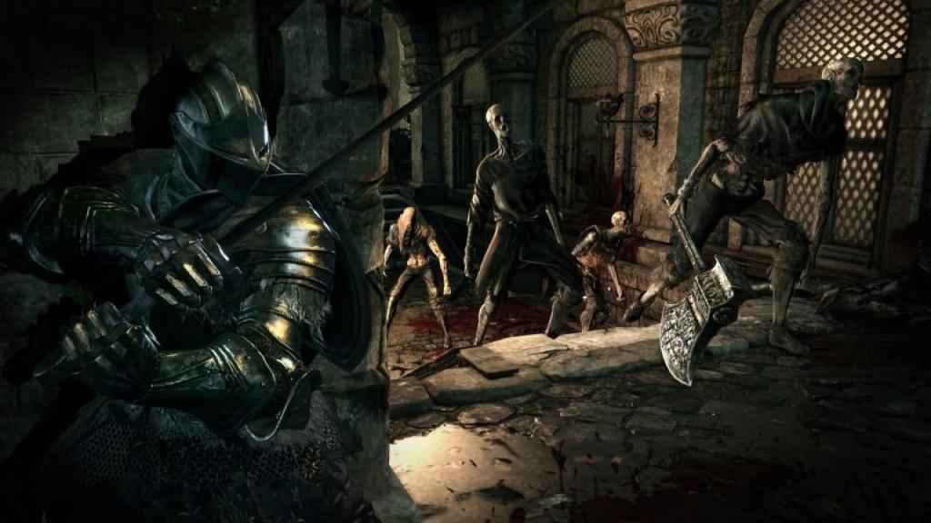 Nejočekávanější hry květen 2018; Dark Souls Remasterd, wallpaper: zombie