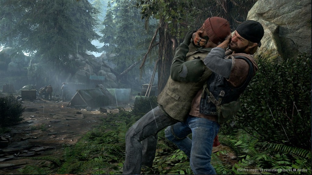 Days Gone; Deacon, bandité