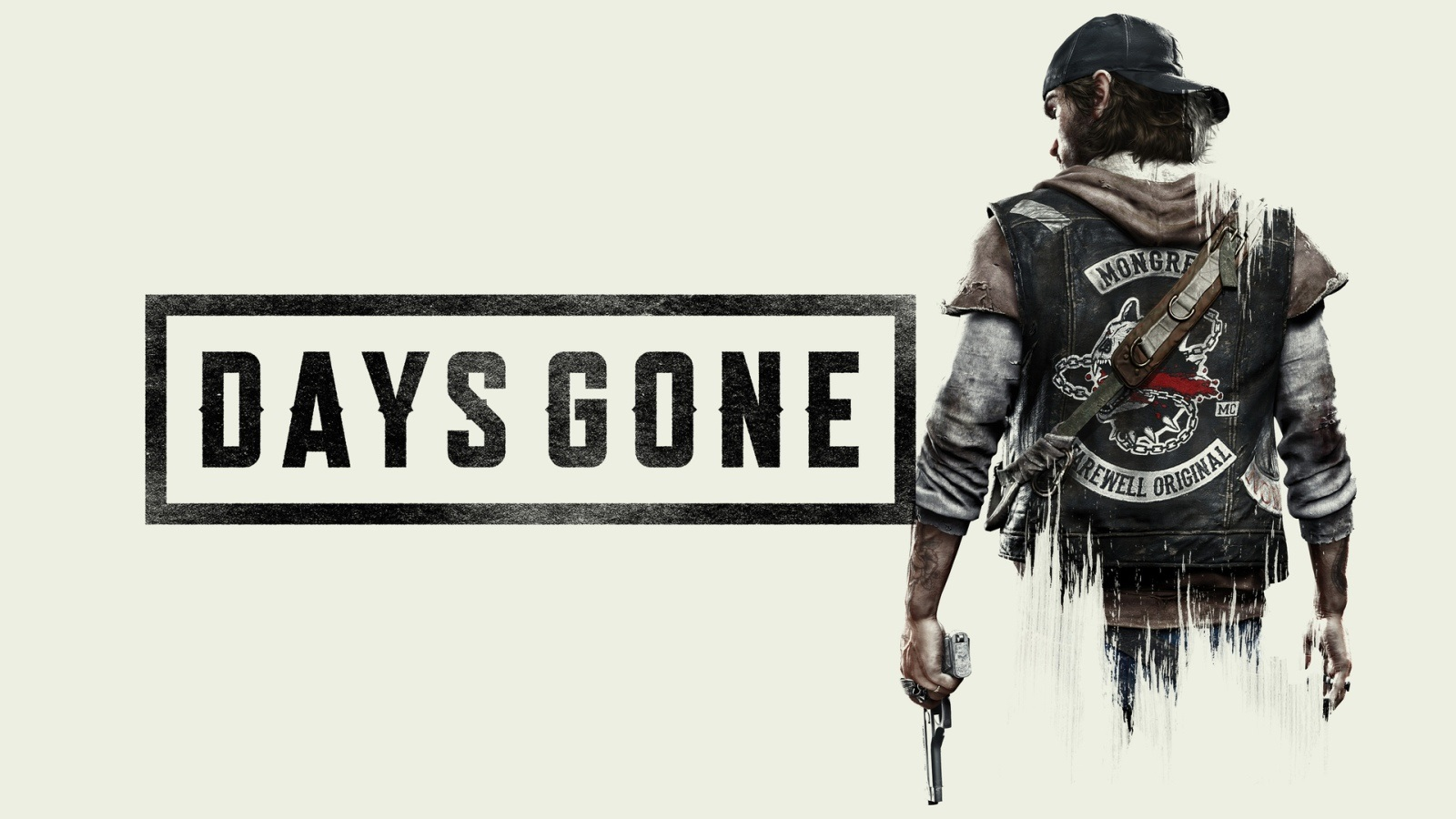 Days Gone; wallpaper: cover