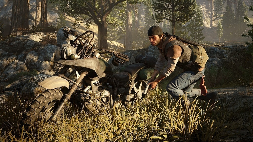 Days Gone; screenshot: stealth
