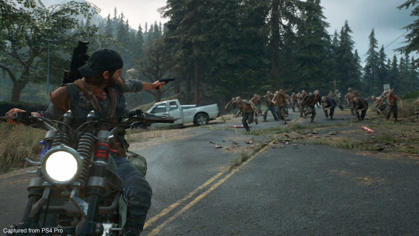Days Gone; screenshot: freakers