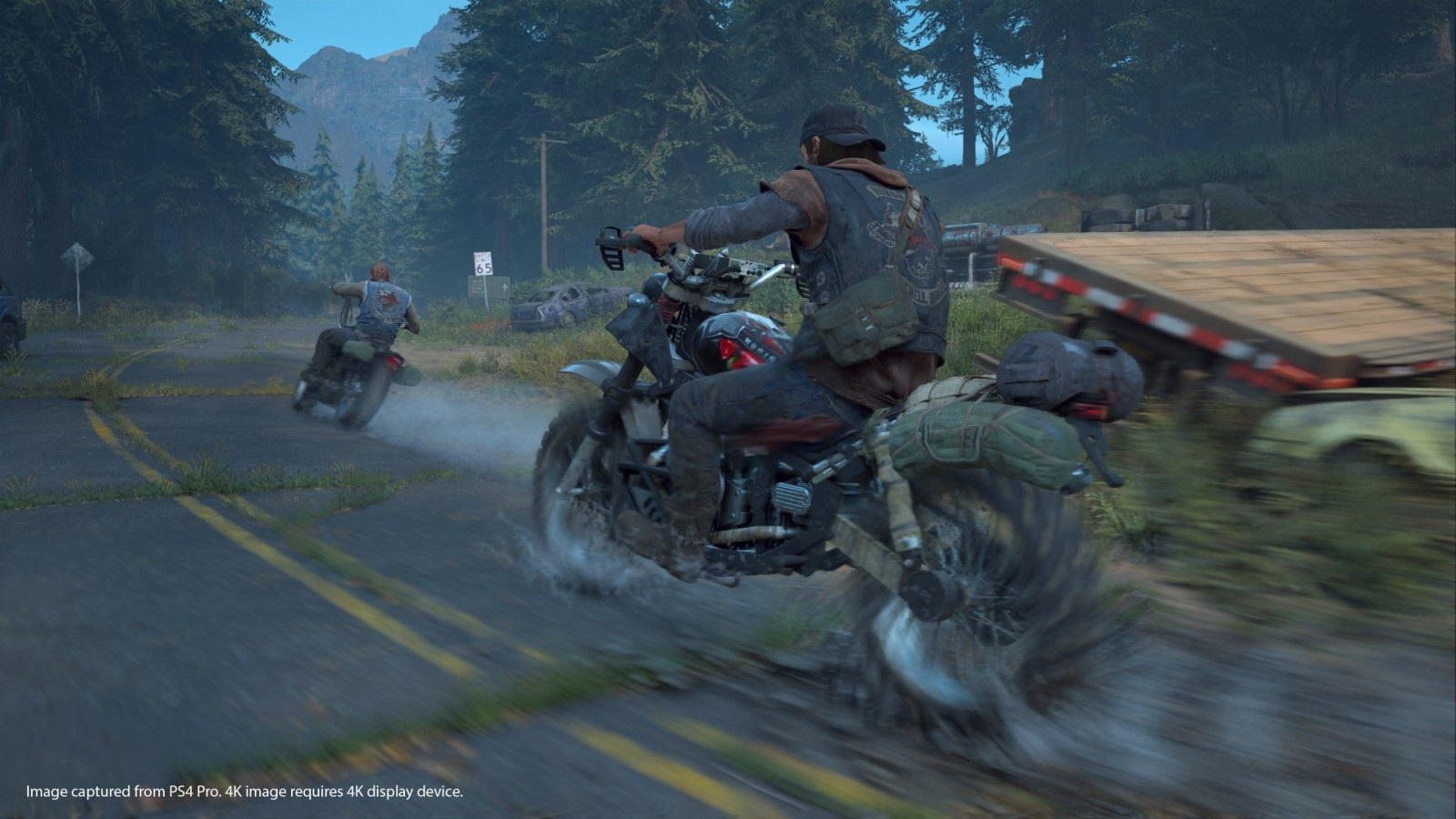 Days Gone; screenshot: motorka