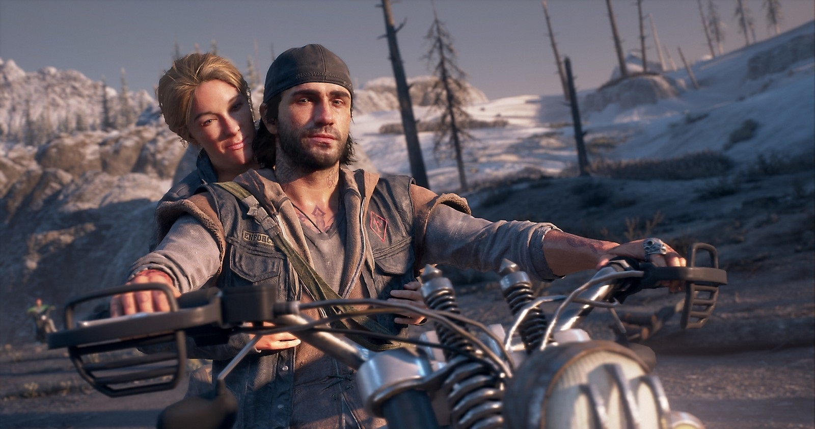 Days Gone; gameplay: Sarah a Deacon