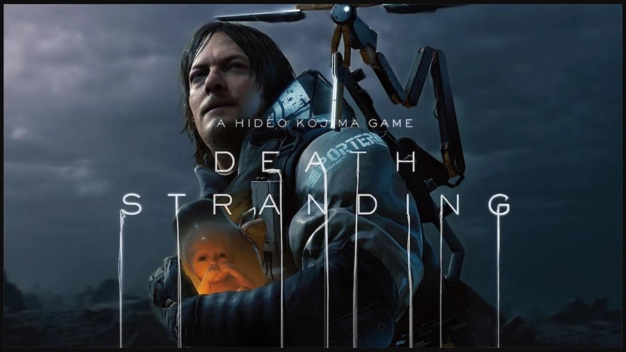Nejočekávanější hry v roce 2019; Death Stranding, screenshot: cover