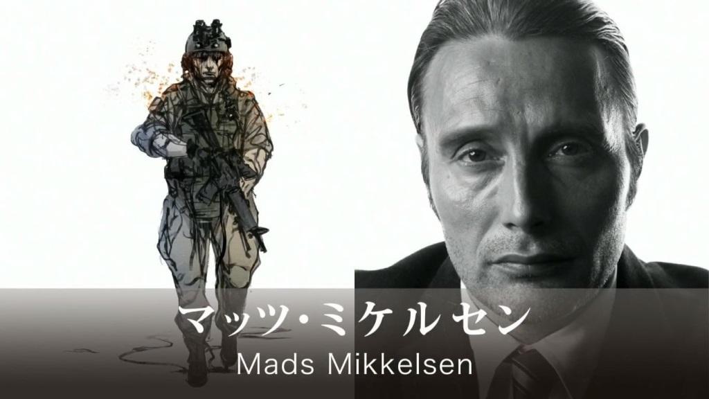 Death Stranding; screenshot: Mads Mikkelsen
