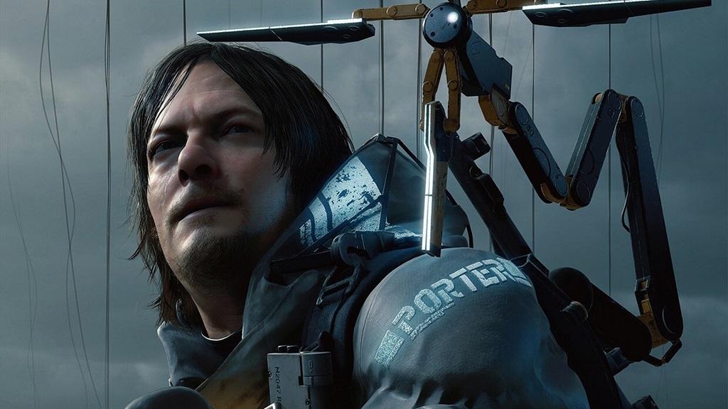 E3 2018; Death Stranding