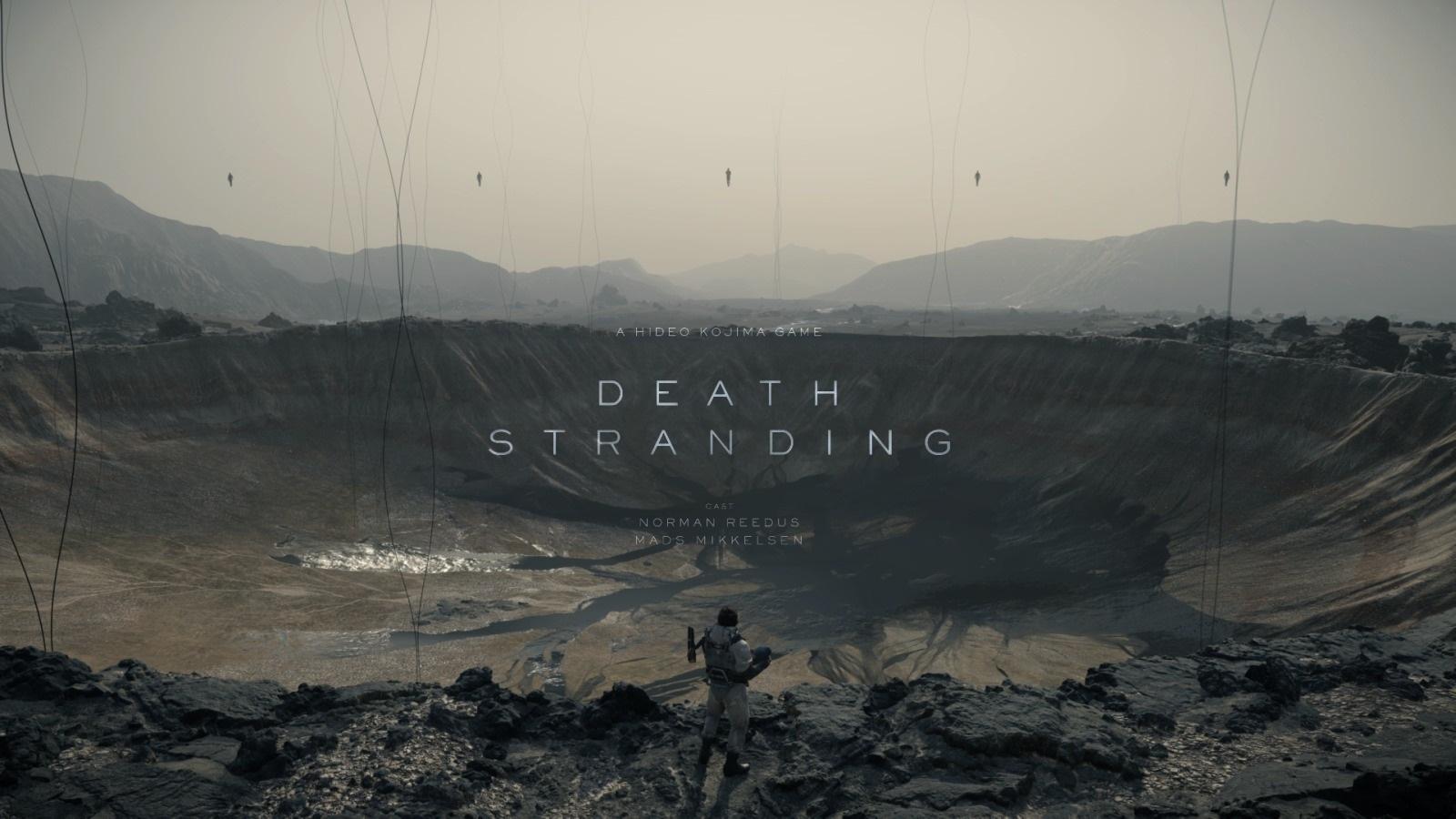 PlayStation 5; screenshot: Death Stranding