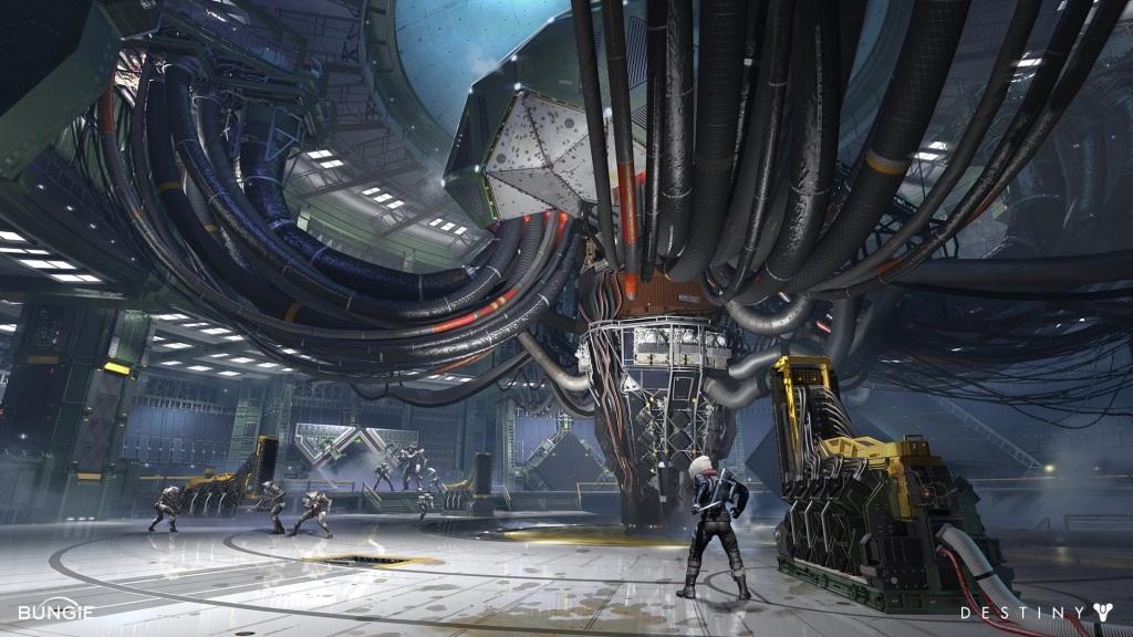 Nejočekávanější hry květen 2018; Destiny 2: Warmind, wallpaper: souboj