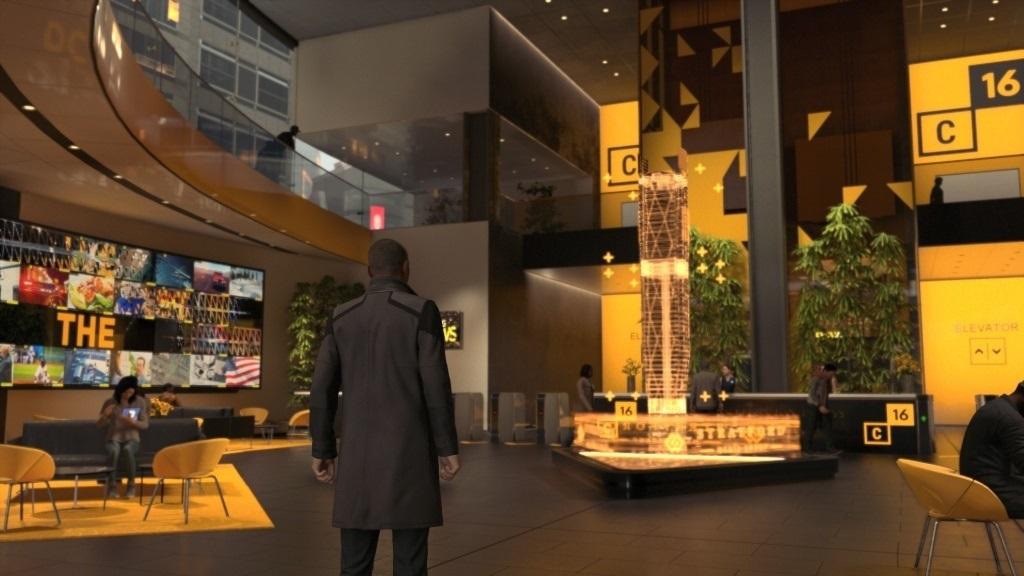 Nejlepší hry; Detroit: Become Human; screenshot: grafika