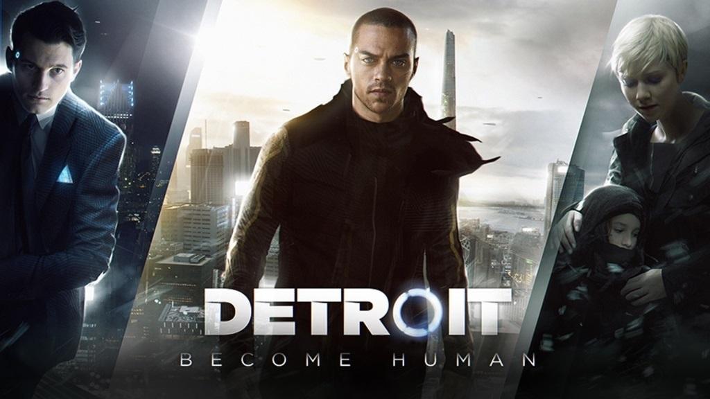 Nejlepší hry; Detroit: Become Human; screenshot: hlavní postavy