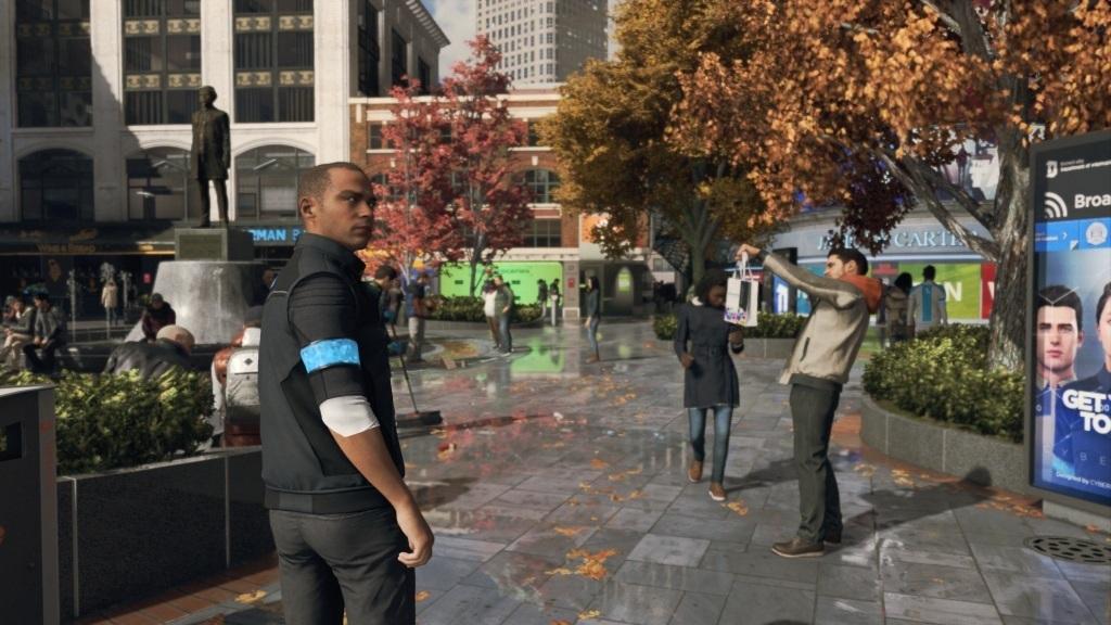 Detroit: Become Human; screenshot: Markus