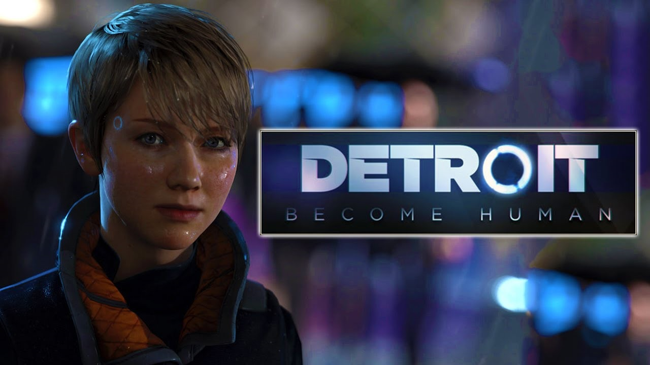 Detroit: Become Human; Kara